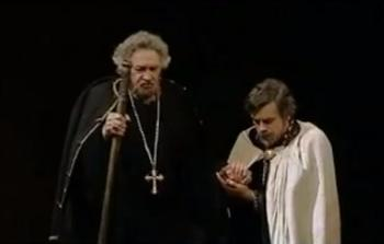 Премьера спектакля «Царь Иоанн Грозный» прошла при аншлаге (ВИДЕО)