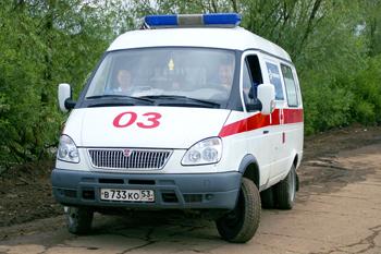 В Валдайском районе столкнулись два автомобиля