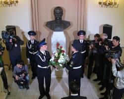 В Великом Новгороде открыли бюст Александра II (ФОТО)
