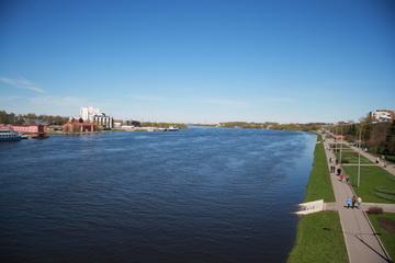 «Рюрик» не подошёл КЮМу: колёсный теплоход уплыл восвояси  в Нижний Новгород