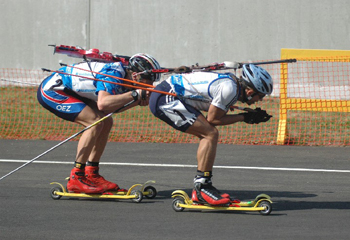 Этап Кубка мира FIS по лыжероллерам пройдет в Великом Новгороде в июле 2013 года
