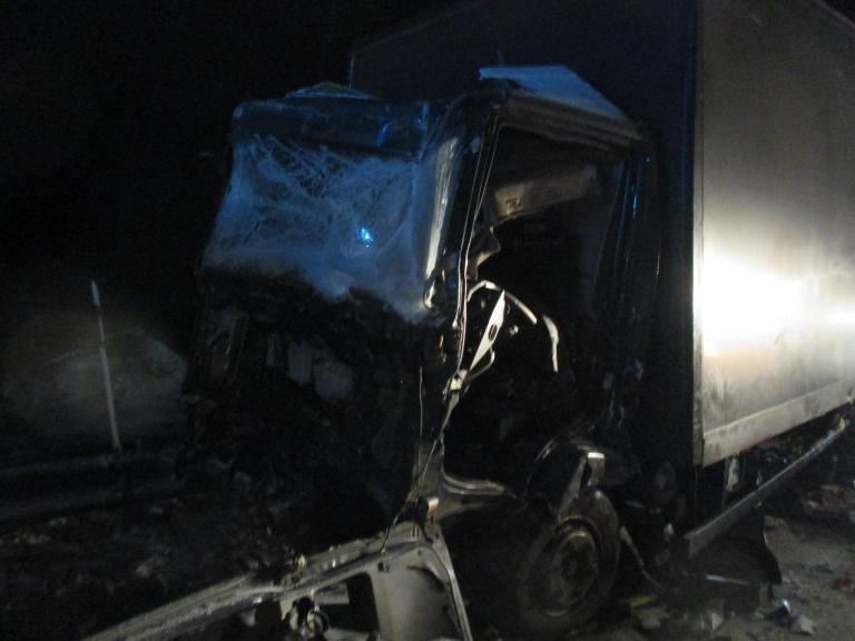 В дорожно-транспортном происшествии погиб водитель