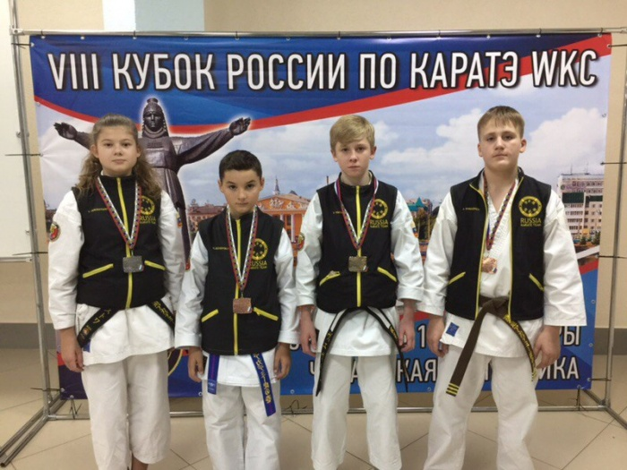 Новгородцы выиграли Кубок Федерации каратэ России