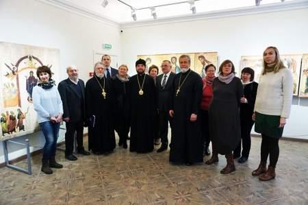 Выставка «Безмолвная проповедь» открылась в Санкт-Петербурге