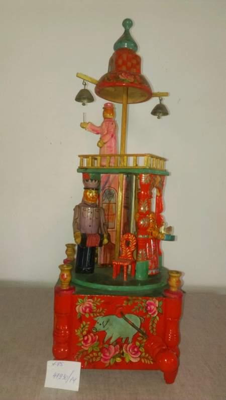 Архетипы. Авторская и народная игрушка из собрания Новгородского музея-заповедника