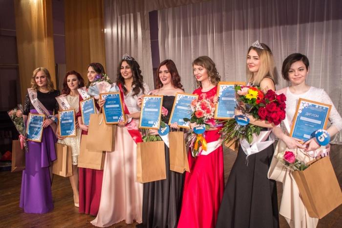 Мисс РСО Новгородской области стала новгородка Александра Ершова