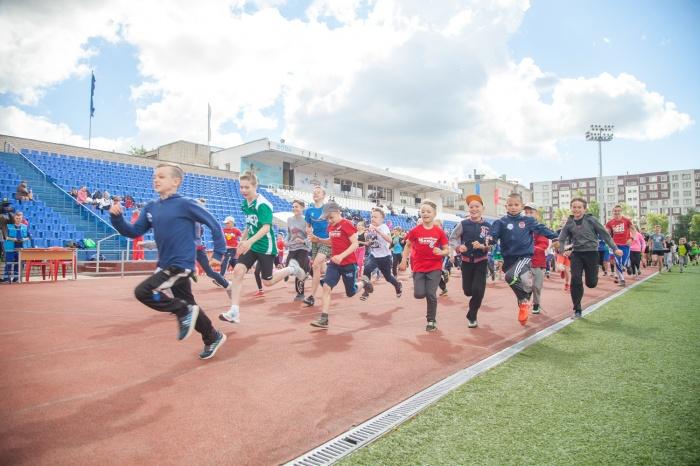 В Великом Новгороде пройдут первенство и чемпионат области по лёгкой атлетике