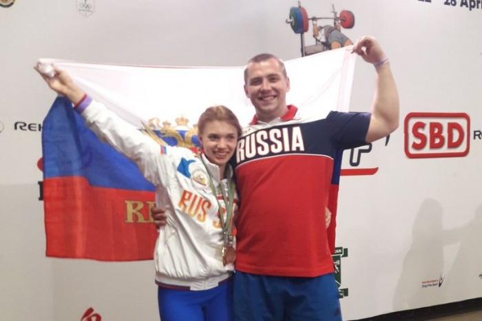 Анна Елизарова завоевала серебро первенства мира по пауэрлифтингу