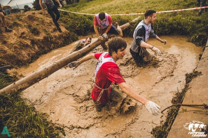 Экстрим-фестиваль активного отдыха «Горячие головы  2018»