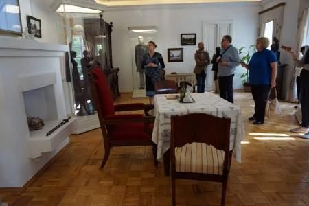 Музей романа Ф.М. Достоевского «Братья Карамазовы» в Старой Руссе открывается для посетителей