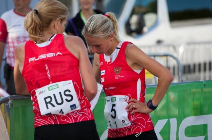 Ориентировщицы Новгородской области завоевали бронзу чемпионата мира