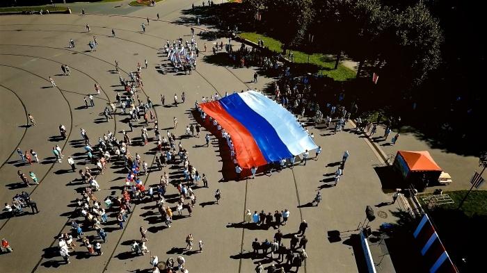 В Великом Новгороде отпразднуют День Государственного флага