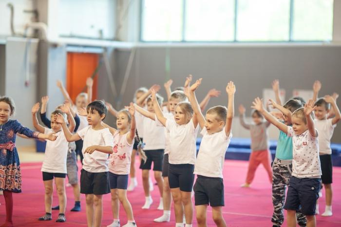 Новгородские дошкольники познакомятся со спортом на занятиях по гимнастике