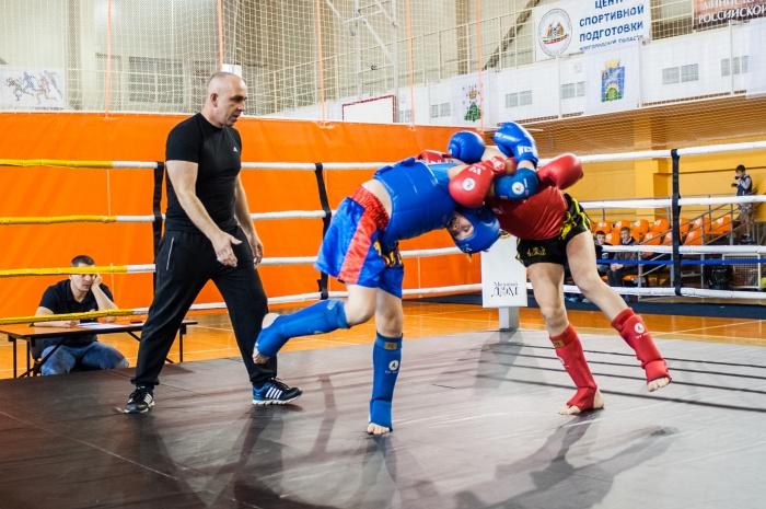 Боровичане победили на чемпионате области по тайскому боксу