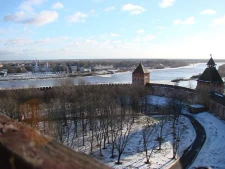 Про Великий Новгород и Ганзу — на канале «Культура»