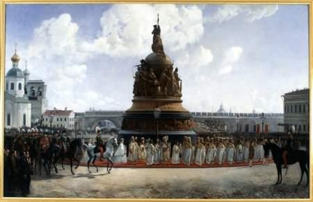 Картина Б. Виллевальде отправляется на реставрацию