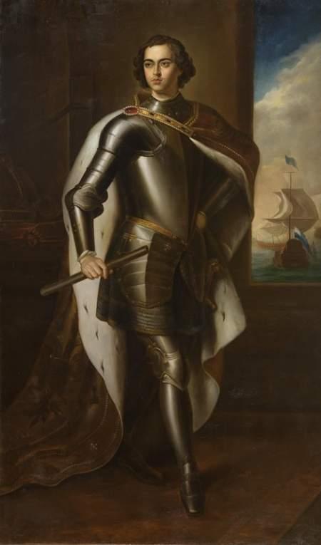Новгородский музей-заповедник представит портрет царя Петра I после реставрации