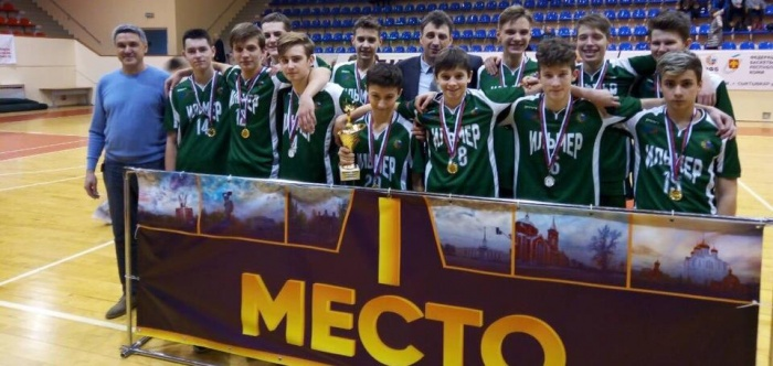 Баскетболисты «Ильмер-Манеж» впервые вышли в финал первенства России