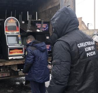 В Новгородской области задержаны шесть человек, подозреваемых в незаконной организации азартных игр
