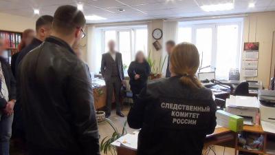 В Новгородской области сотрудники полиции выявили факты взяточничества в образовательном учреждении