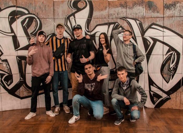 Новгородцы приняли участие во всероссийском фестивале уличного творчества и спорта «Кардо»