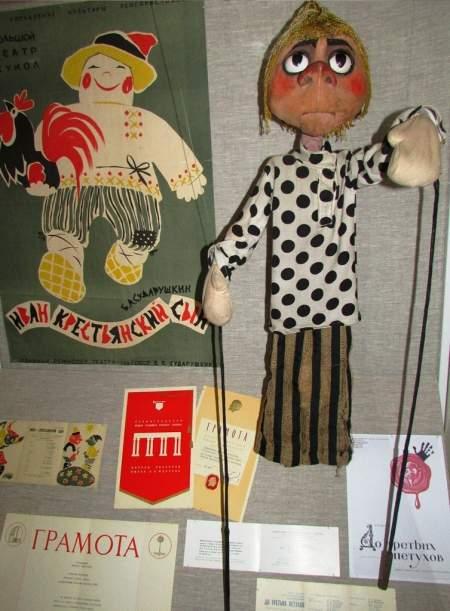 Искусство играющих кукол