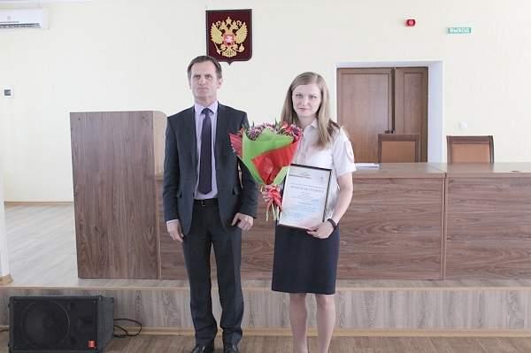 Новгородский участковый уполномоченный Елена Морозова победила во Всероссийском конкурсе МВД