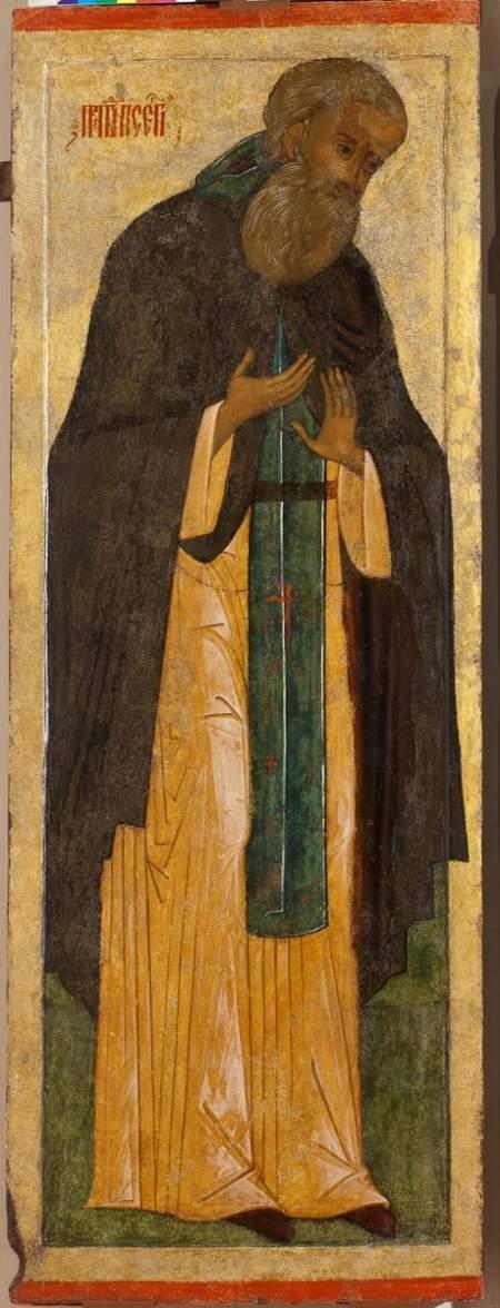 Новгородский музей-заповедник подготовил выставку в честь прославленного святого Сергия Радонежского