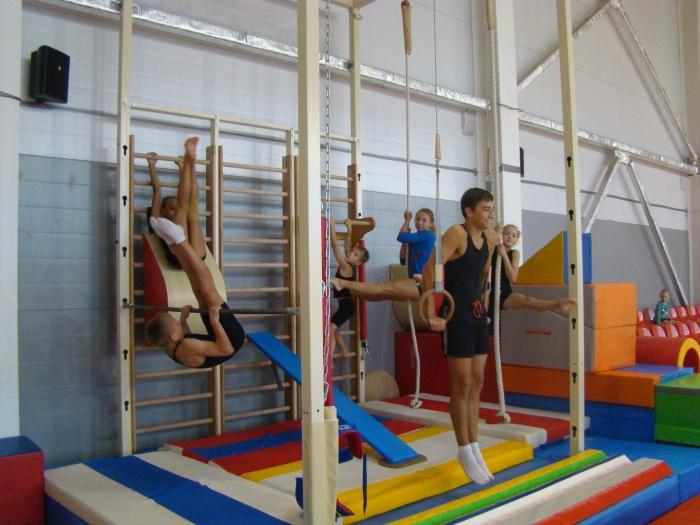 Новое оборудование появилось в спортивном центре на Псковской