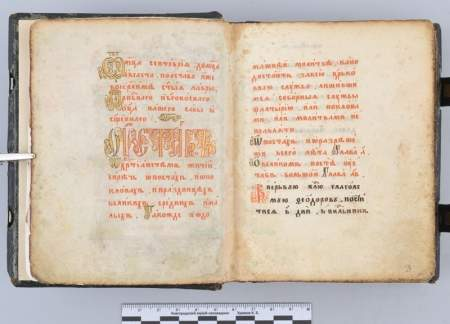 «От «списания книжного» до спасения рукописных памятников». В рамках проекта «Музейный доктор»
