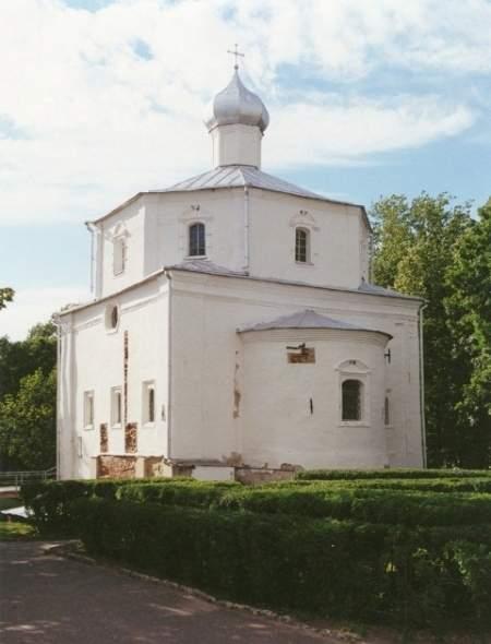 9 августа — «Открытая пятница» в памятнике-музее церковь Благовещения на Городище и в памятнике-музее церковь Георгия на Торгу