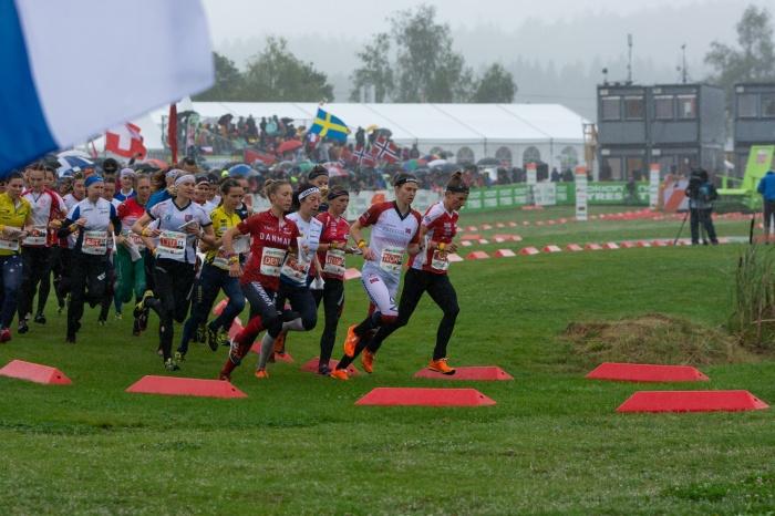Ориентировщицы Новгородской области – третьи на чемпионате мира