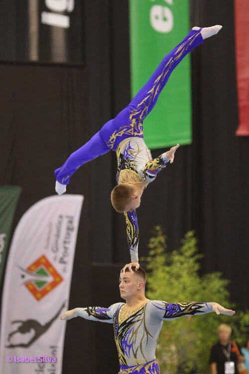 Новгородские акробаты завоевали бронзу финала Кубка мира