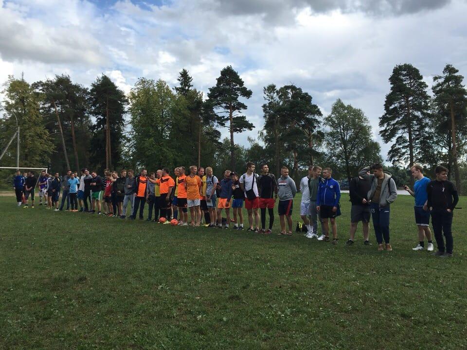 Городской турнир по футболу