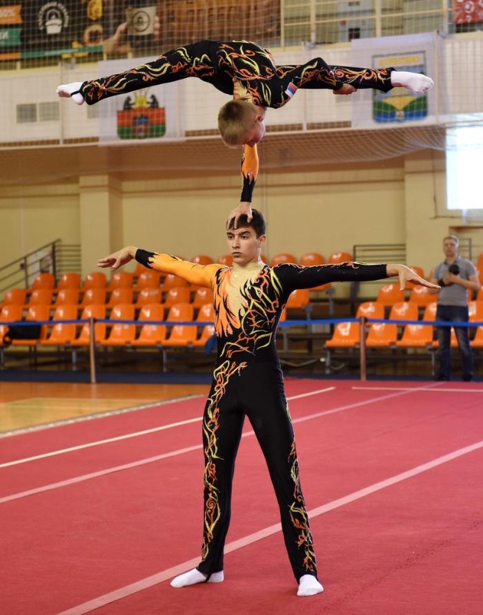 В Великом Новгороде пройдут Всероссийские соревнования по спортивной акробатике «Кубок Волкова»