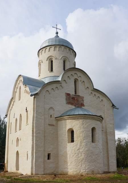 День зарождения русской государственности в Великом Новгороде отметят открытием после реставрации памятника архитектуры XIII века