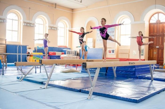 Региональный проект «Будь в спорте» в октябре посвящен гимнастике