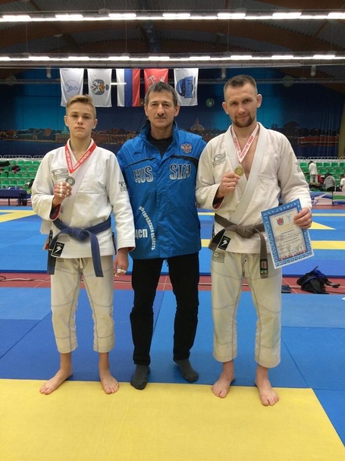 Новгородцы успешно выступили на международном турнире по джиу-джитсу
