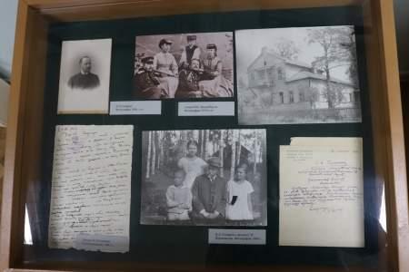 К 125-летию со дня рождения писателя Виталия Бианки в Боровичском филиале открылась выставка