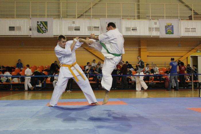 Зональные соревнования по киокусинкай пройдут в Великом Новгороде