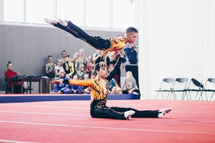Всероссийский турнир по акробатике соберет спортсменов из 16 регионов страны