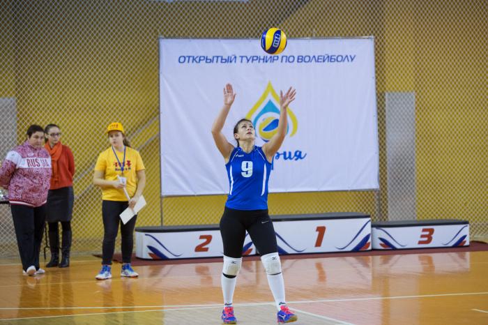 В Великом Новгороде встретятся 9 женских волейбольных команд