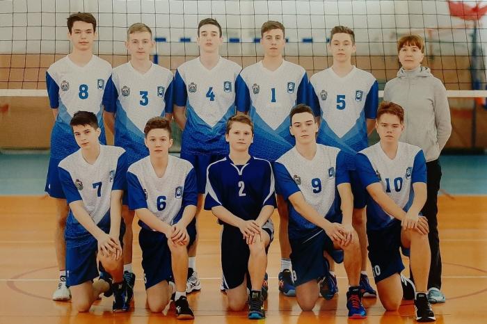 Новгородские волейболисты вышли в финал первенства России