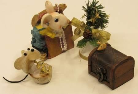 В Валдайском Музее уездного города дают «Мышиный бал»