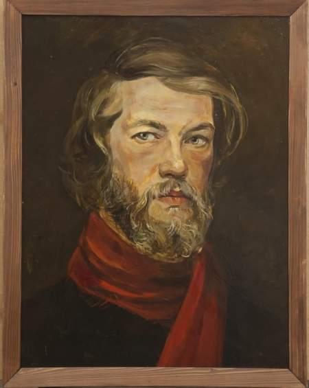 Юбилейная выставка Юрия Ерышева