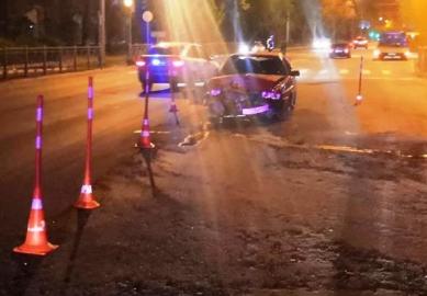 В результате этого дорожно-транспортного происшествия  4 человека госпитализированы в медицинские учреждения Новгородской области