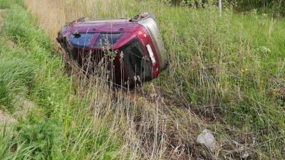 По вине нетрезвого водителя один человек получил травмы в ДТП в Новгородской области