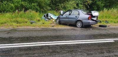 В результате этого дорожно-транспортного происшествия  3 человека госпитализированы в медицинские учреждения Новгородской области
