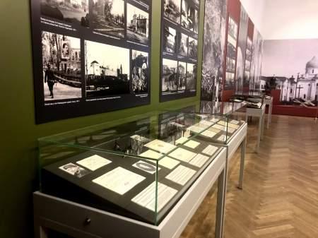 Новгородский музей-заповедник подготовил выставку о событиях Великой Отечественной войны