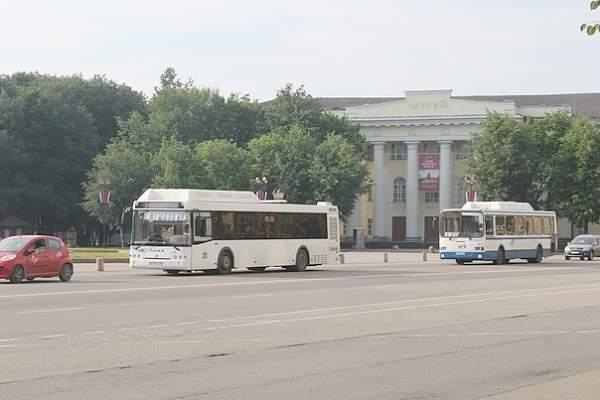 В связи с ремонтом Московской ул. изменены маршруты автобусов № 6, № 27, № 44м